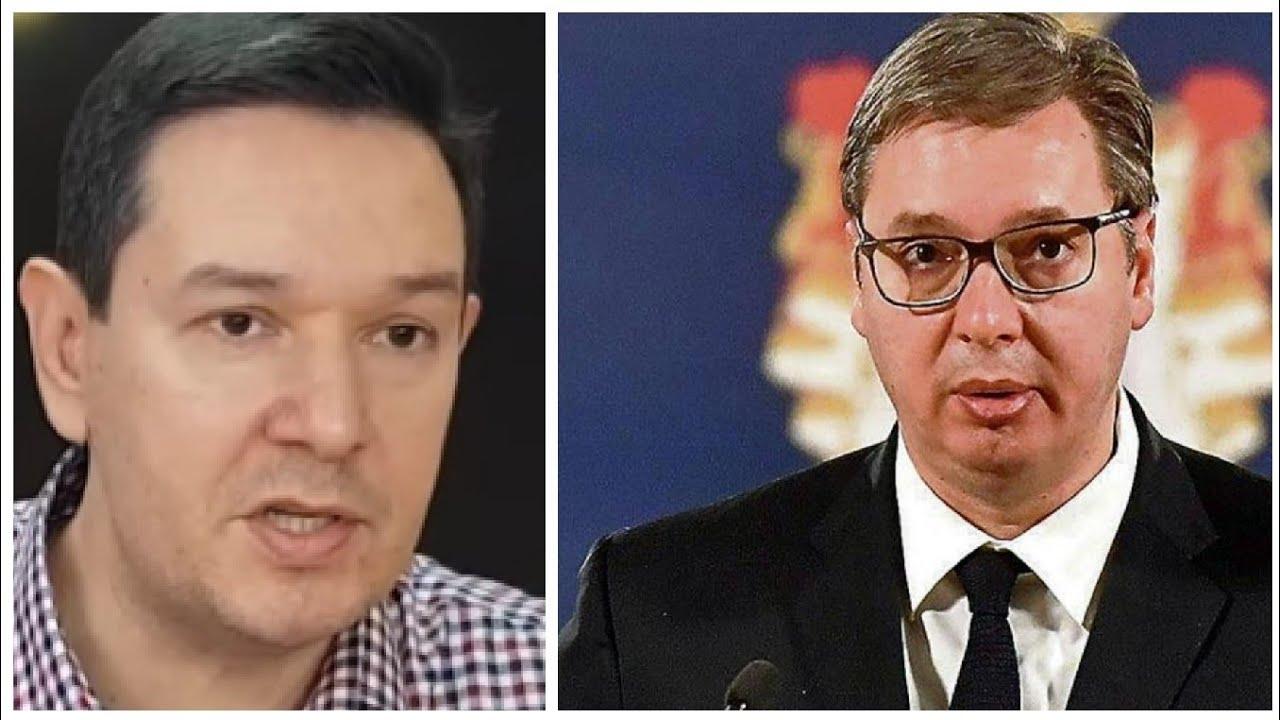 Download Šarović: Vučić sam sebe prisluškivao?! Hoće da odstrane Nebojšu Stefanovića...