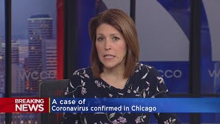 Gambar cover Coronavirus Confirmed In Chicago
