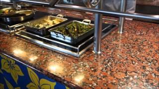 Norwegian Jade Garden Cafe Buffet Lunch Embarkation Day NCL Jade Norwegian Cruise Line