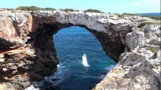 Cliff Jumping Cala Varques Mallorca