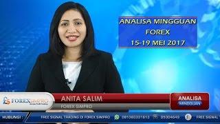 Analisa Mingguan Forex 15-19 Mei 2017
