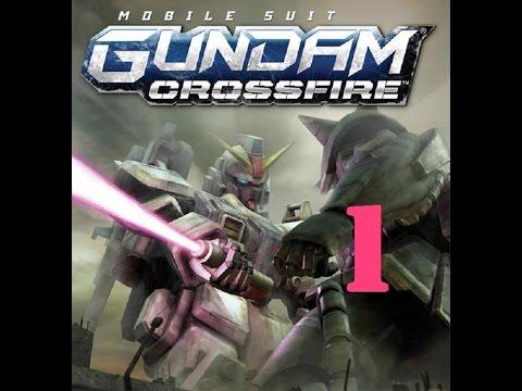 Zeon Start - Episode 1 - (Zeon) Mobile Suit Gundam Crossfire