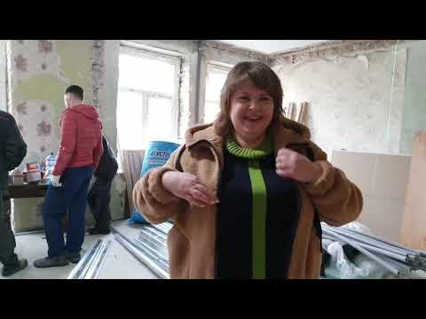 Марина взялась за ремонт квартиры