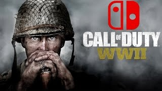 The Nintendo Switch May Be Getting A Release Of The Newest Call of Duty