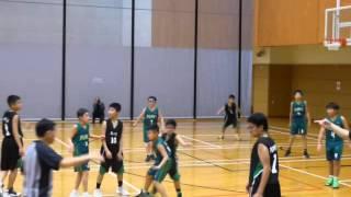 2016 3 10 男子小學4強 華仁 vs 玫瑰崗 6