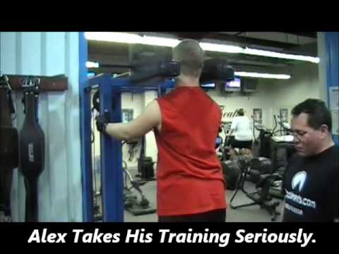 Download Alex Lake Training, Episode 3: Legs & Abs