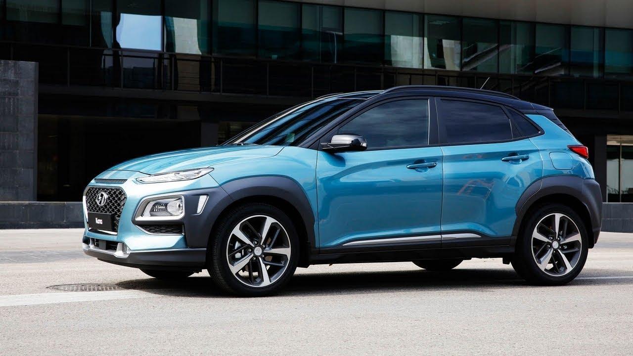 2018 Hyundai Kona Electric Australia