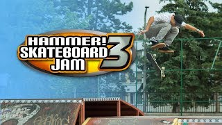HammeR! Skateboard Jam -2019- aftermovie THPS edition