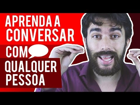 COMO CONVERSAR SENDO TÍMIDO from YouTube · Duration:  8 minutes 45 seconds