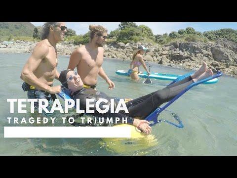 Tetraplegia - Tragedy To Triumph