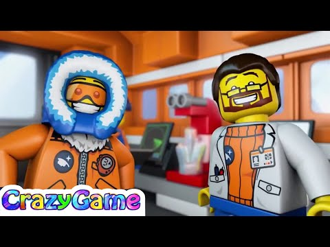 Lego City Cool Creations Funniest Full Mini Movie Compilation