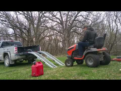Harbor freight ramps