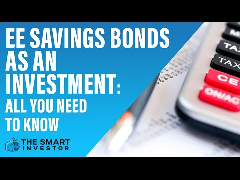 EE Savings Bonds As An Investment All You Need To Know