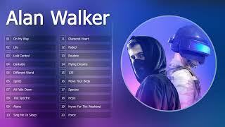 Best of Alan Walker 2019 🅽🅴🆆 On My Way Lily Darkside 🔥Top 20 of Alan Walker   Music for PUBG
