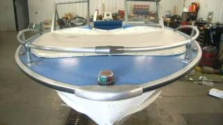 1976 Starcraft 183 openbow fisherman windshield//50hp Johnson  Used Boats - Alexandria,Minnesota - 2
