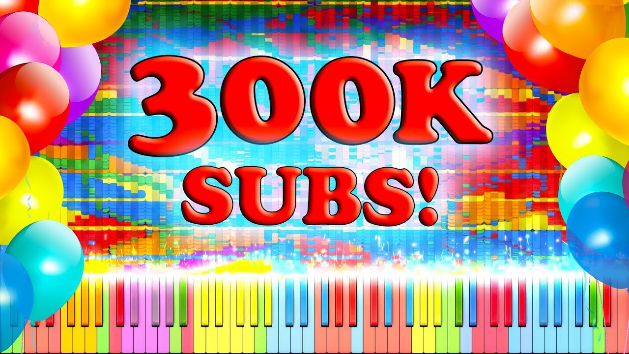 Download 300,000 SUBSCRIBERS 300,000 NOTES