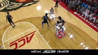 Duke vs North Carolina State College Basketball Condensed Game 2018