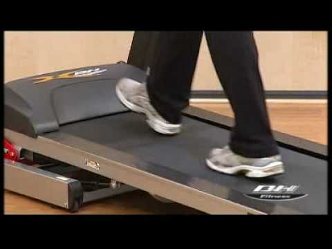 G6412 Xenon Pro Treadmill Youtube