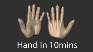 Hand in 10mins