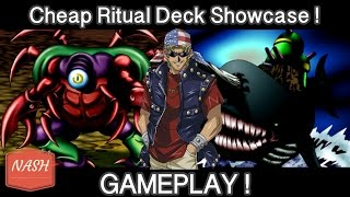 YuGiOh Duel Links Best Deck - Ritual Deck