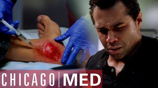 Strange Infection That Lives In Hospitals? | Chicago Med