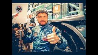 Dakar 2019 КАМАЗ мастер Победа чемпиона / Dakar 2019 KAMAZ master Victory Champ's