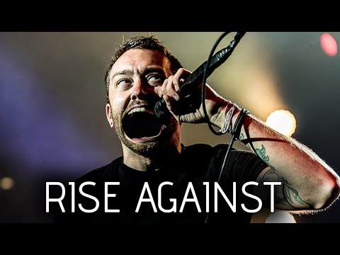 Savior but it's a complete shit show | Rise Against