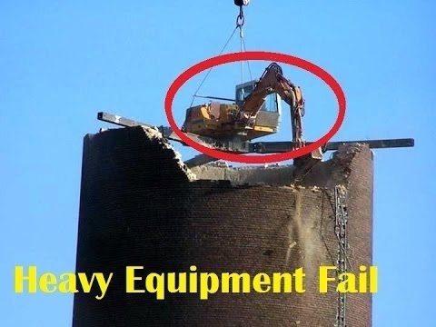 Power Big Machine Accidents Fails Of Heavy Construction Equipment In The World
