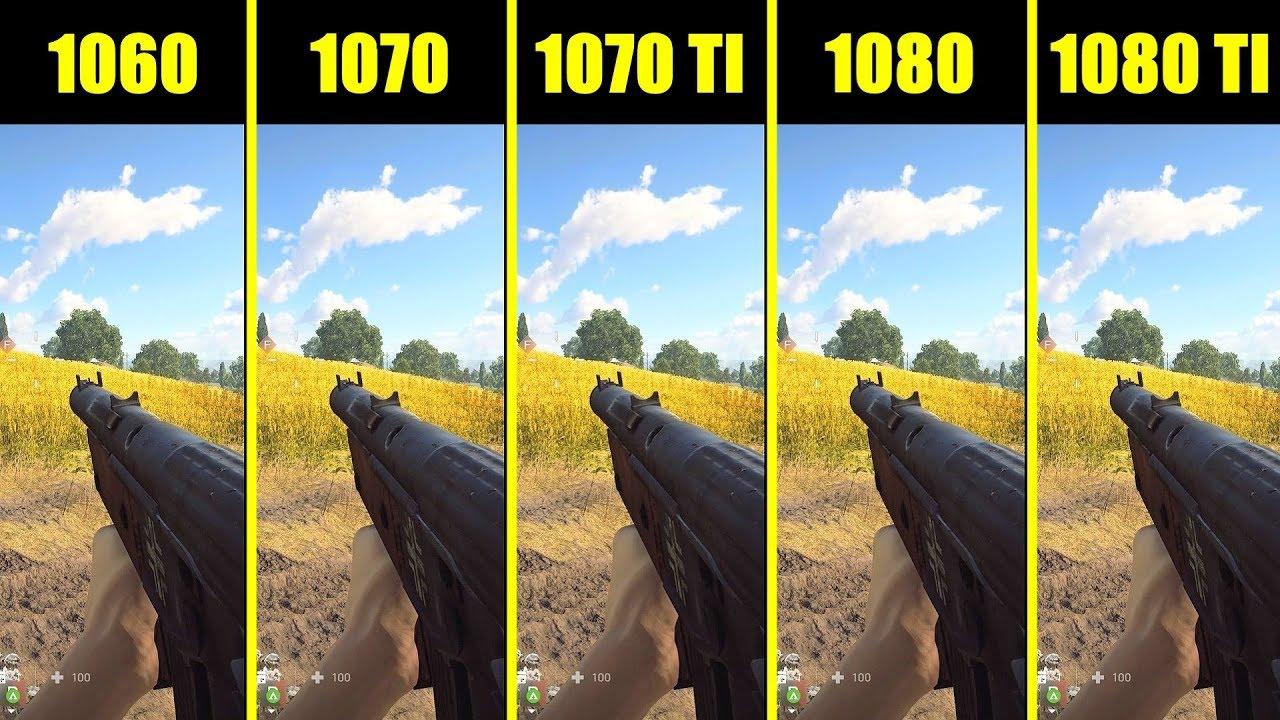 1070 Ti Vs 1080