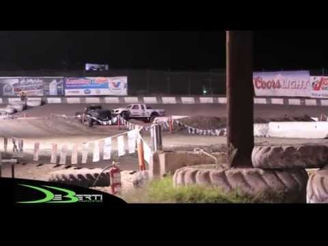 DeBerti Racing- Santa Maria Speedway - Night Race - Brad DeBerti
