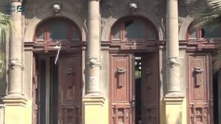 بالفيديو   قصر شامبليون …تراث  تحرسه الكلاب الضالة