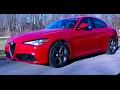 2017 Alfa Romeo Giulia Driving Review
