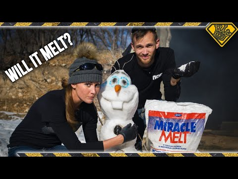 Can You Melt Ice Melt?