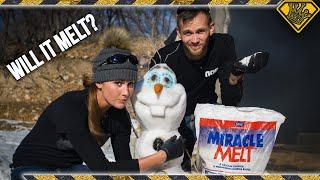 Can You Melt Ice Melt?
