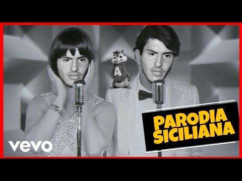 L'esercito del selfie parodia Siciliana Feat Alvin super star