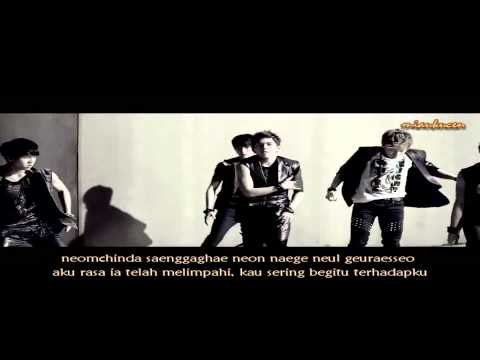 Infinite - Be Mine (MALAY SUB)