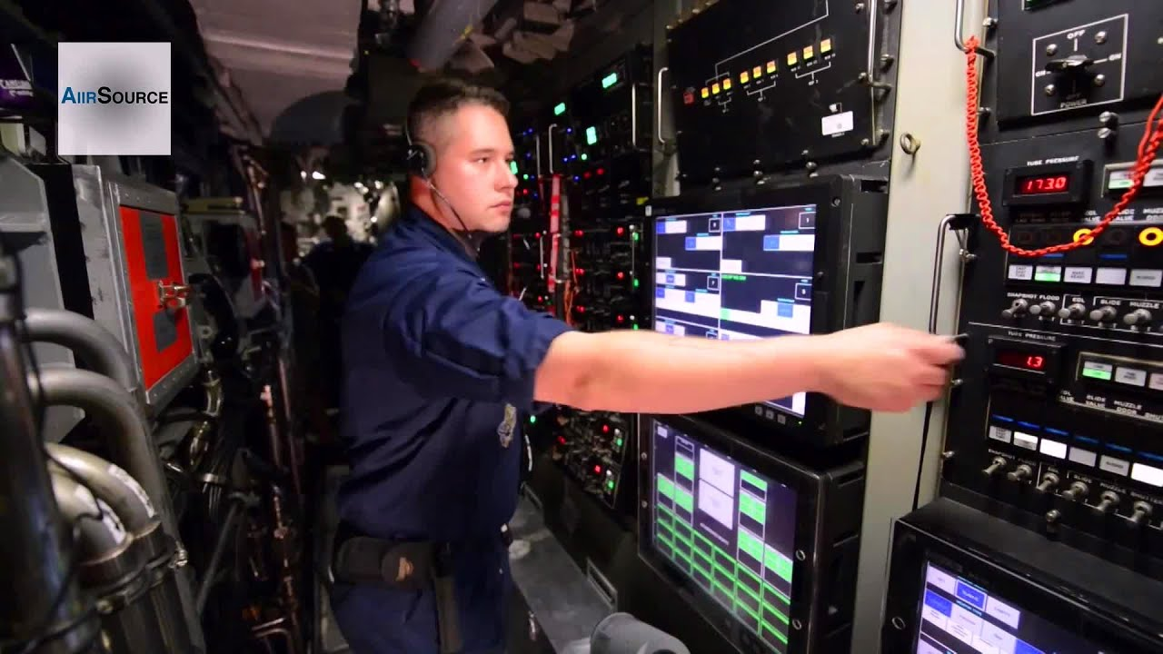 Inside the Navy's Newest Nuclear Submarine PCU Minnesota. Part 1 ...