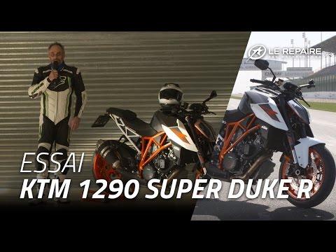 Essai KTM 1290 Super Duke R