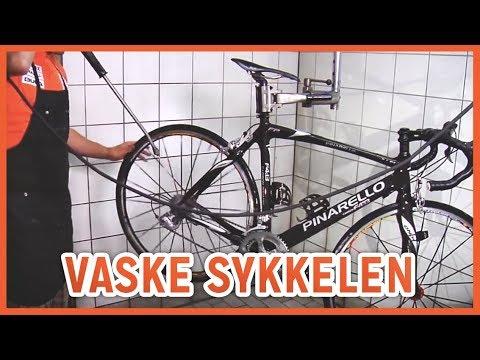 Hvordan Vaske Sykkelen ?