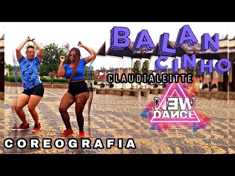 Balancinho - Claudia Leitte NEWDANCE COREOGRAFIA