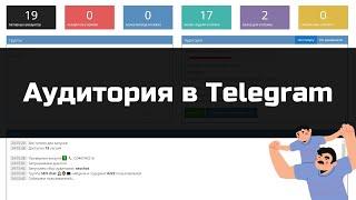 #ПАРСЕР #2020 Сбор целевой аудитории в Telegram - Telegram-Soft screenshot 3