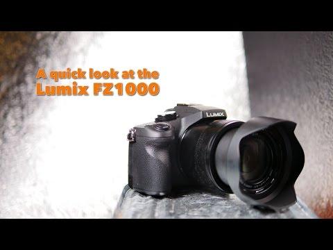 Crocketts Impressions of the Lumix FZ1000 Mirrorless.