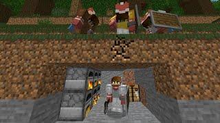 Minecraft Speedrunner VS 3 LOOKALIKES