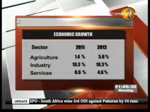 Dept. of Census and Statistics on Lanka's economic growth
