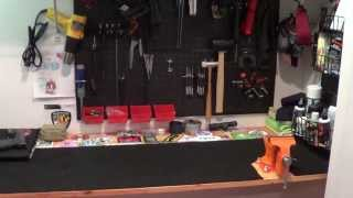 "Gun Cleaning Bench ""must Haves""?"
