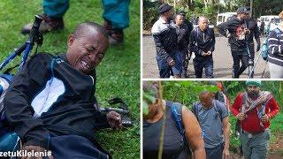 Diamond, Steve Nyerere, Dogo Janja, JB wachemsha kuupanda Mlima Kilimanjaro, warudia njiani