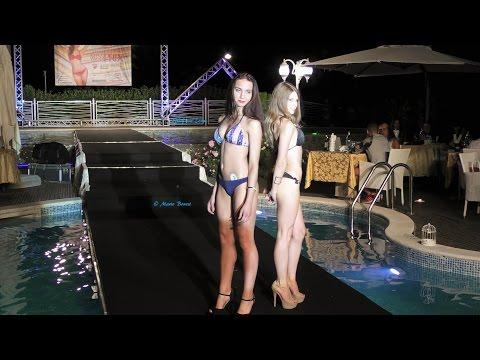 Miss Grand Prix 2016 Villa Momi's Sfilata in Bikini e Premiazioni