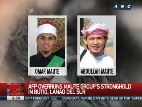 AFP: Operations, firefight in Marawi City continues