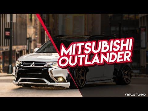 Mitsubishi Outlander 2019 | Virtual Tuning