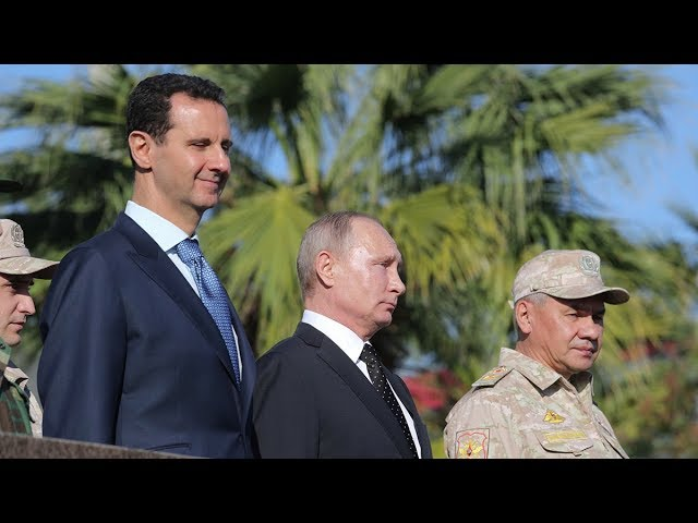 Putin's Syria 'Victory' Won't End the Proxy War